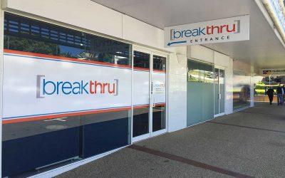 breakthru opens door to care industry with new community college